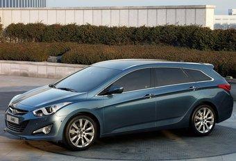 Hyundai i40 Wagon First Edition (Plus) #1