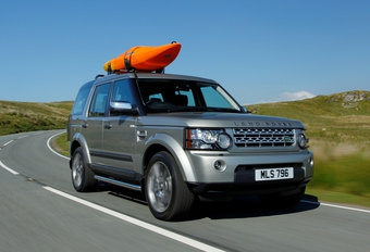 Land Rover Discovery 4 #1