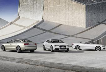 Gamme Audi A5 revue #1