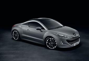 Peugeot RCZ Asphalt #1