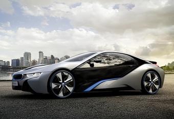 BMW i8 Concept #1