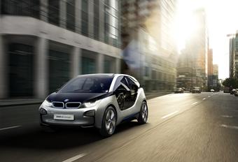 BMW i3 Concept #1