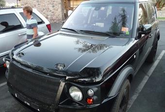 Spyshot Range Rover #1