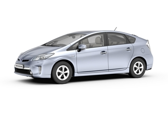 Toyota Prius Rechargeable #1