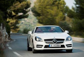 Mercedes SLK 250 CDI #1