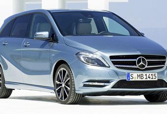 Mercedes B-Klasse #1