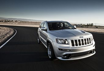 Jeep Grand Cherokee SRT8 #1