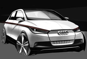 Audi A2 Concept #1