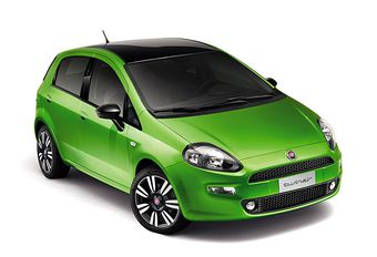 Fiat Punto #1