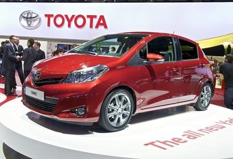Toyota Yaris (vidéo) #1