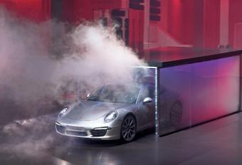 Porsche 911 (vidéo) #1