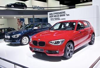 BMW Série 1 (vidéo) #1
