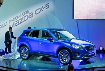 Mazda CX-5 (vidéo) #1
