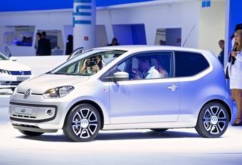 Volkswagen Up (vidéo) #1