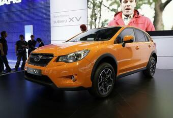 Subaru XV (vidéo) #1