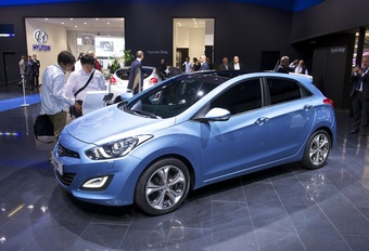 Hyundai i30 (vidéo) #1
