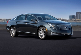 Cadillac XTS #1