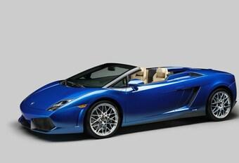 Lamborghini Gallardo LP550-2 Spyder #1