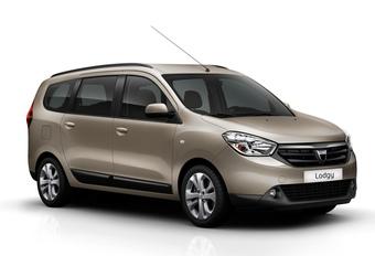 Dacia Lodgy #1