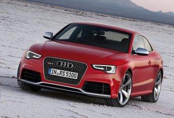 Audi RS5 #1