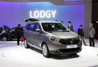 Vidéo Dacia Lodgy #1