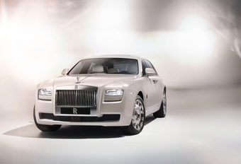 Rolls-Royce Ghost Six Senses #1