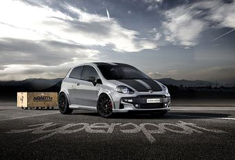 Abarth Punto Supersport #1