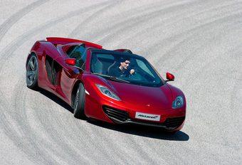McLaren 12C Spider #1