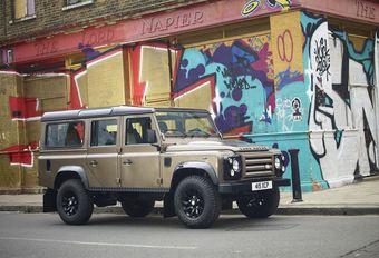 Land Rover Defender Exclusive #1