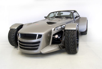 Donkervoort D8 GTO in productie #1