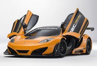 McLaren 12C Can-Am Edition #1