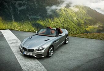 BMW Zagato Roadster #1