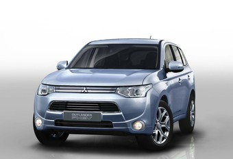 Mitsubishi Outlander PHEV #1