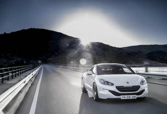 Peugeot RCZ #1