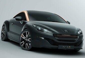 Peugeot RCZ R Concept #1