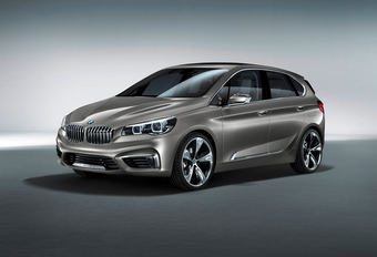 BMW Active Tourer Concept #1