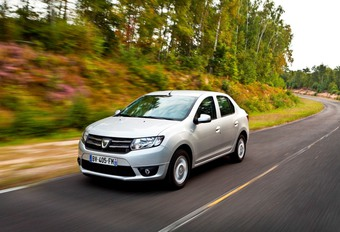 Dacia Logan et Sandero #1