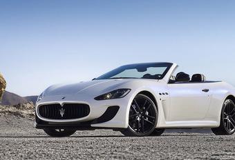 Maserati GranCabrio MC #1