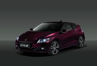 Honda CR-Z #1