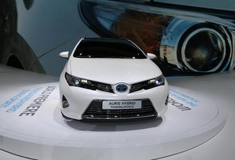 Toyota Auris en vidéo #1