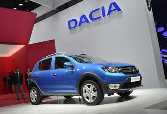 Dacia Logan, Sandero et Sandero Stepway en vidéo #1