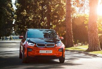 BMW i3 Concept Coupé #1