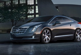 Cadillac ELR #1