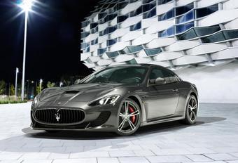 Maserati GranTurismo MC Stradale 4 places #1