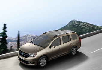 Dacia Logan MCV #1