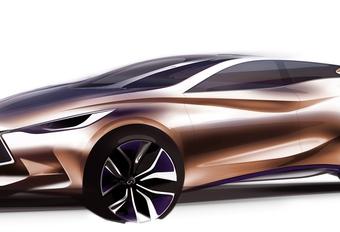 Infiniti Q30 Concept #1