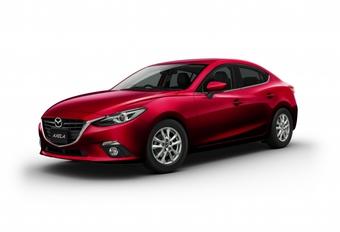 Mazda 3 hybride et CNG #1