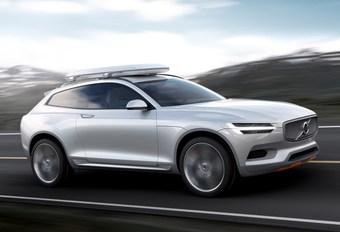 Volvo Concept XC Coupé #1