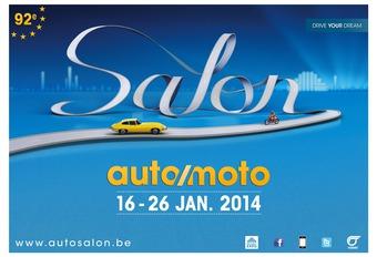 Salon de l'auto 2014 : Palais 8 #1
