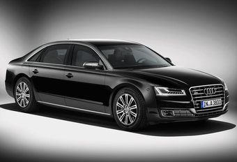 Audi A8 L Security #1